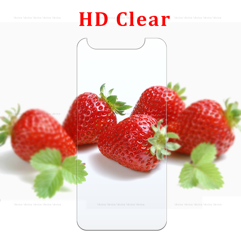 Clear Screen Protector Tempered Glass Film For ZTE Blade A510 A7 2019 V10 Vita Axon 7 3