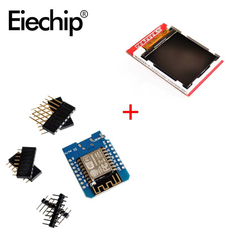 espduino-nodemcu-mini-d1-wireless-wifi-module-esp-12f-esp8266-development-board-tft-color-144inch-lcd-screen-for-font-b-arduino-b-font