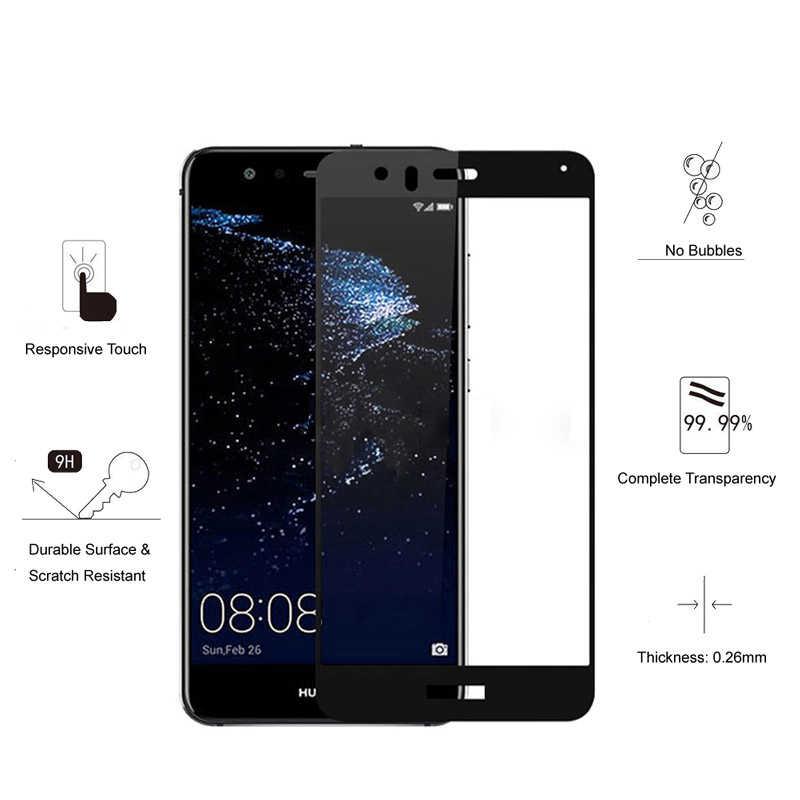 2PCS Schutz Gehärtetem Glas für Huawei P20 Lite P20 Pro P20 Nova 3e screen protector Glas Film Rand zu rand Sicherheit Glas