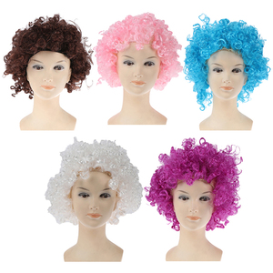 5Colors Party Wigs for Masquer