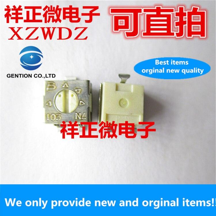 10 pièces 100% original nouveau 3314G-1-503E 50K patch potentiomètre BOURNS précision multi-tour réglable potentiomètre original