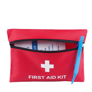 Image 5 - 8Pcs Set Travel Accessories First Aid Kit Outdoor Waterproof Family MINI Safe Emergency Sport Survival Medical Treatment Kit