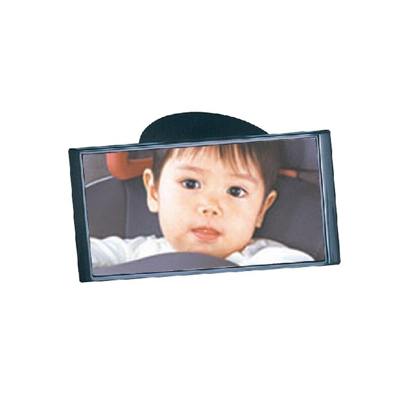 Bébé Voiture Miroir Sièges De Sécurité Auto Vue Claire Enfants Miroir 360 Degrés Rotation Voiture Intérieur Miroir pour Enfants Soins Rétroviseur