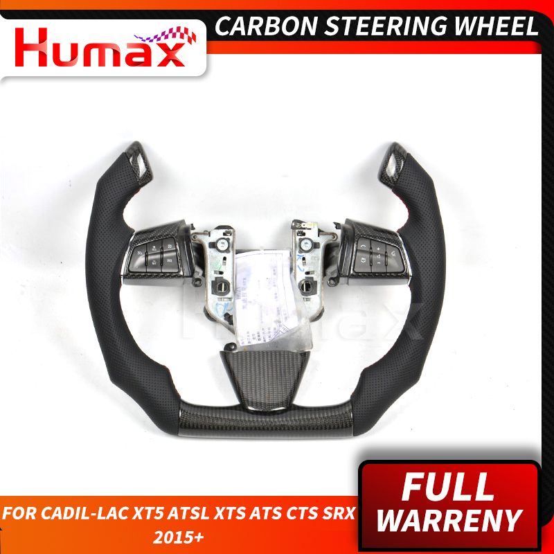 Carbon Fiber and Leather Steering Wheel For <font><b>LEXUS</b></font> ES <font><b>IS</b></font> GS NX RX CT 200 <font><b>250</b></font> 300 Replacement Customized steering wheel car <font><b>parts</b></font> image