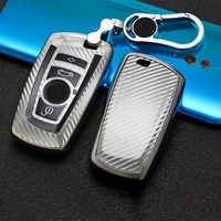 Funda protectora para llave de coche, accesorio para llaves de Bmw F20 F30 G20 F34 f31 F10 G30 F11 X3 F25 X4 I3 M3 M4 1 3 5 Series
