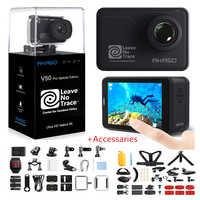 AKASO V50 Pro SE kamera akcji z ekranem dotykowym kamera sportowa fundusz dostępu wydanie specjalne 4K wodoodporna kamera pilot wifi Control