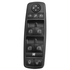 Image 2 - Interruptor maestro de ventana eléctrico A1698206710 para mercedes benz b klasse W245 W169 A Klasse R350 GL350 GL450 A 169 820 67 1698206710