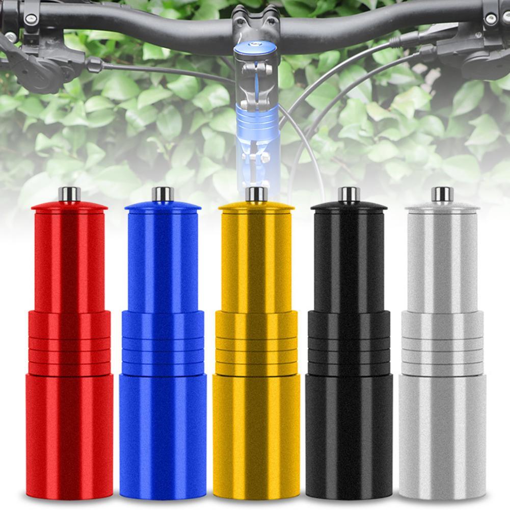Bicycle Handlebar Fork Stem Extender Riser Head Up Height Adjustable Adapter