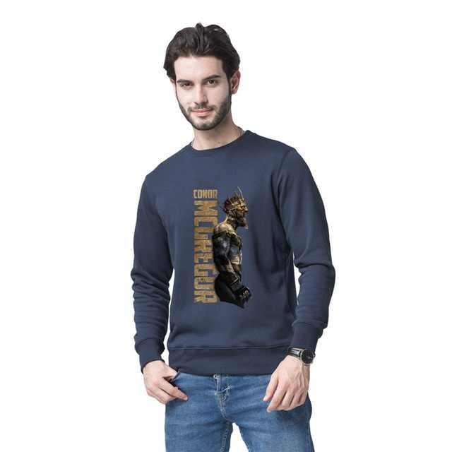 남성 운동복 스웨터 남성 셔츠 남성 니트 테리 통기성 저지 킹 mma conor mcgregor 악명 높은 streetwear