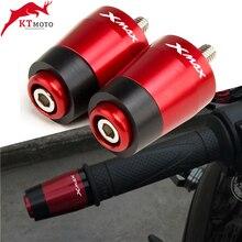 For YAMAHA XMAX 300 X MAX 300 X MAX 300 2017 2020 CNC Handlebar Grips Handle Bar Ends plug Anti Vibration Motorcycle Accessories