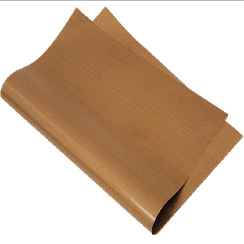 40*30cm פיברגלס בד אפיית כלים טמפרטורה גבוהה עבה תנור עמיד לאפות שעוונית pad בישול נייר מחצלת מטבח