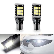 BOAOSI 2x T15 W16W Canbus beyaz LED yedekleme ters işık için Infiniti G25 QX50/60 M37 M25L FX50 JX35 EX37 EX25 FX37 FX35 G37
