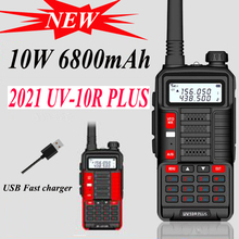 Mountain-Villagewalkie-Talkie Radio-Comunicador 9r-Plus Baufeng Frequencytwo-Way 50km-Better