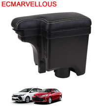 Auto Styling Car-styling Car Arm Rest Accessories Upgraded Accessory Modification Parts Armrest Box 17 FOR Toyota Yaris