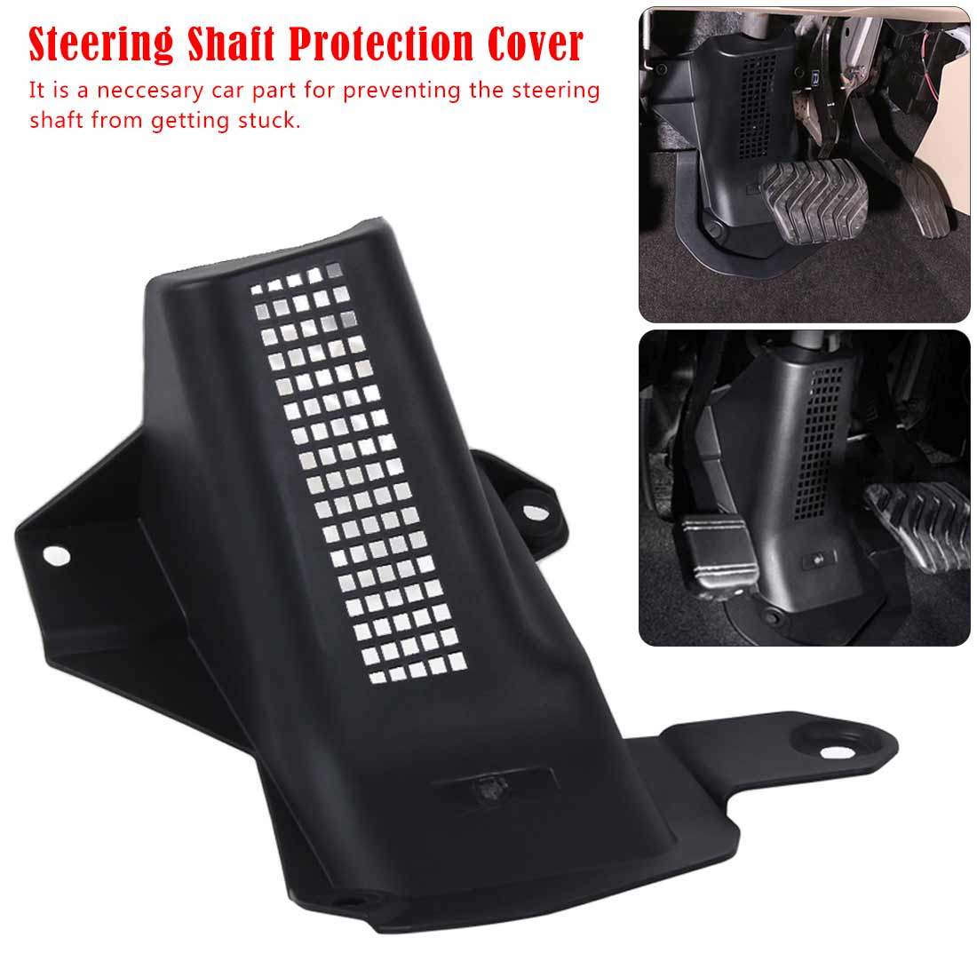 For  Nissan X-Trail T32 Qashqia J11  Steering Shaft Protection Cover Nissan Qi Jun Decorative Protection Car Accessary