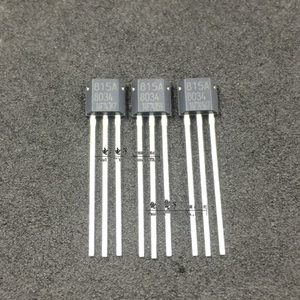 Image 1 - 5PCS HAL815UT A TO 92 HAL815UT TO92 HAL815 815A Programmable Hall sensor New and original