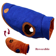 Ropa de invierno para mascotas ropa de perro pequeño abrigo chaqueta de perro caliente cachorro ropa de abrigo de perro Chihuahua Bulldog ropa para perro