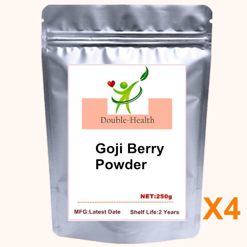 Goji Berry Powder Natural Antioxidants Wolfberry Juice Powder