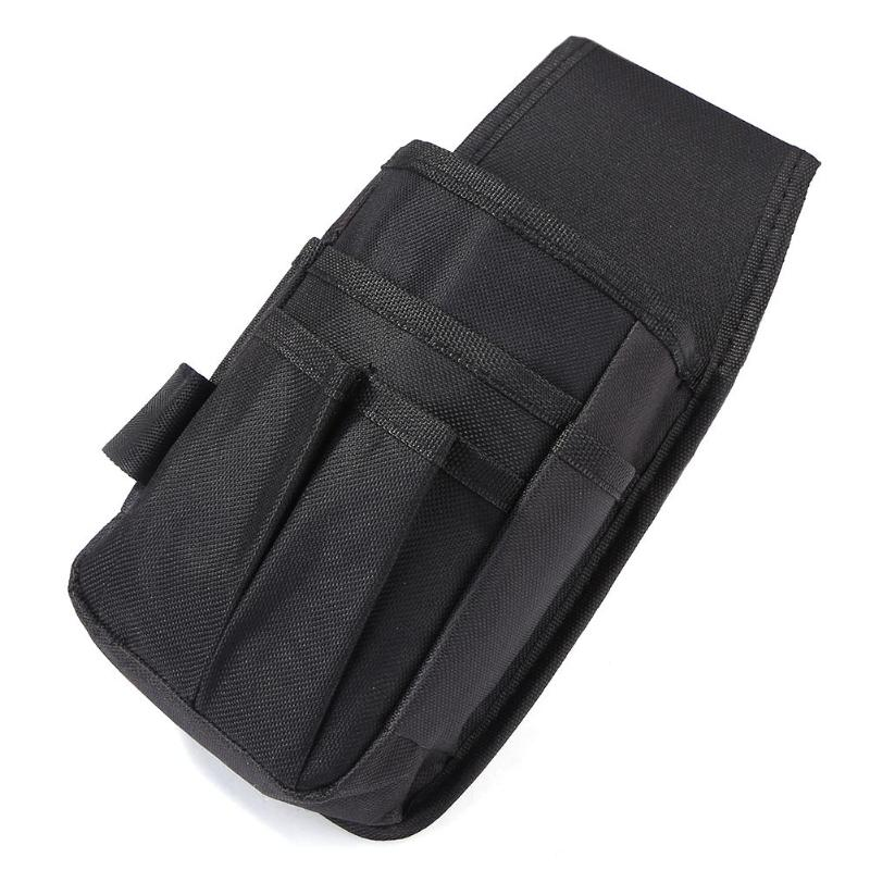 600D Polyester Wrench Hardware Toolkit Waist Pack Storage Bag Organizer Pouch Receive Screwdrivers  Wallet Tool Receiving Bag