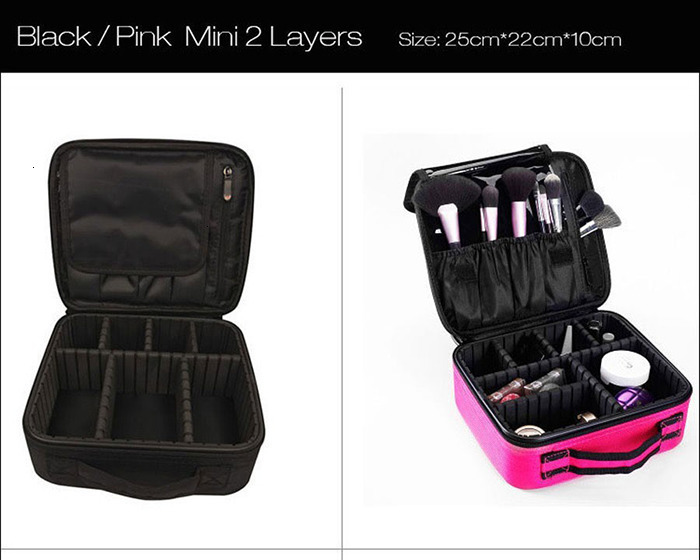 Hefe37ddc092b49e38c45806c337658b1r - Female High Quality Professional Makeup Organizer Bolso Mujer Cosmetic Bag Large Capacity Storage case Multilayer Suitcase
