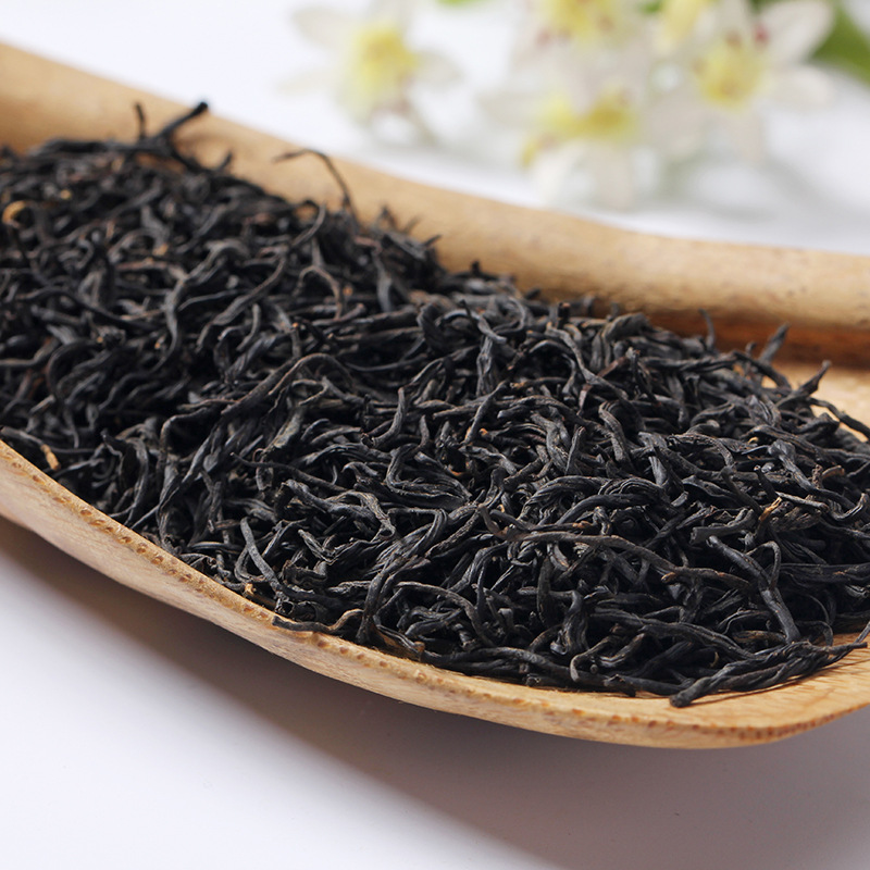 2019 High quality Lapsang Souchong Black tea A Wuyi Lapsang Souchong Tea Without Smoke taste Zheng Shan Xiao Zhong Tea 2