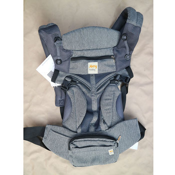 Omni 360 Baby Carrier 0-30 Months Breathable Front Facing Infant Comfortable Sling Backpack Pouch Wrap Baby Kangaroo New carrier 14