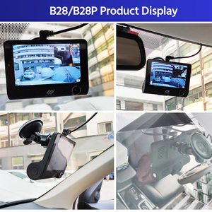 Image 5 - E ACE Auto Dvr 3 Kamera Objektiv 4,0 Zoll Video Recorder Dash Cam Auto Registrator Dual Objektiv Unterstützung Rückansicht Kamera DVRS Camcorder