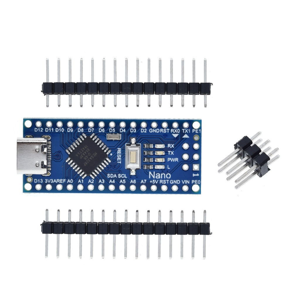 Type-C / Micro USB Nano 3.0 With the bootloader compatible Nano 3.0 controller for arduino CH340 USB driver 16Mhz ATMEGA328P 3