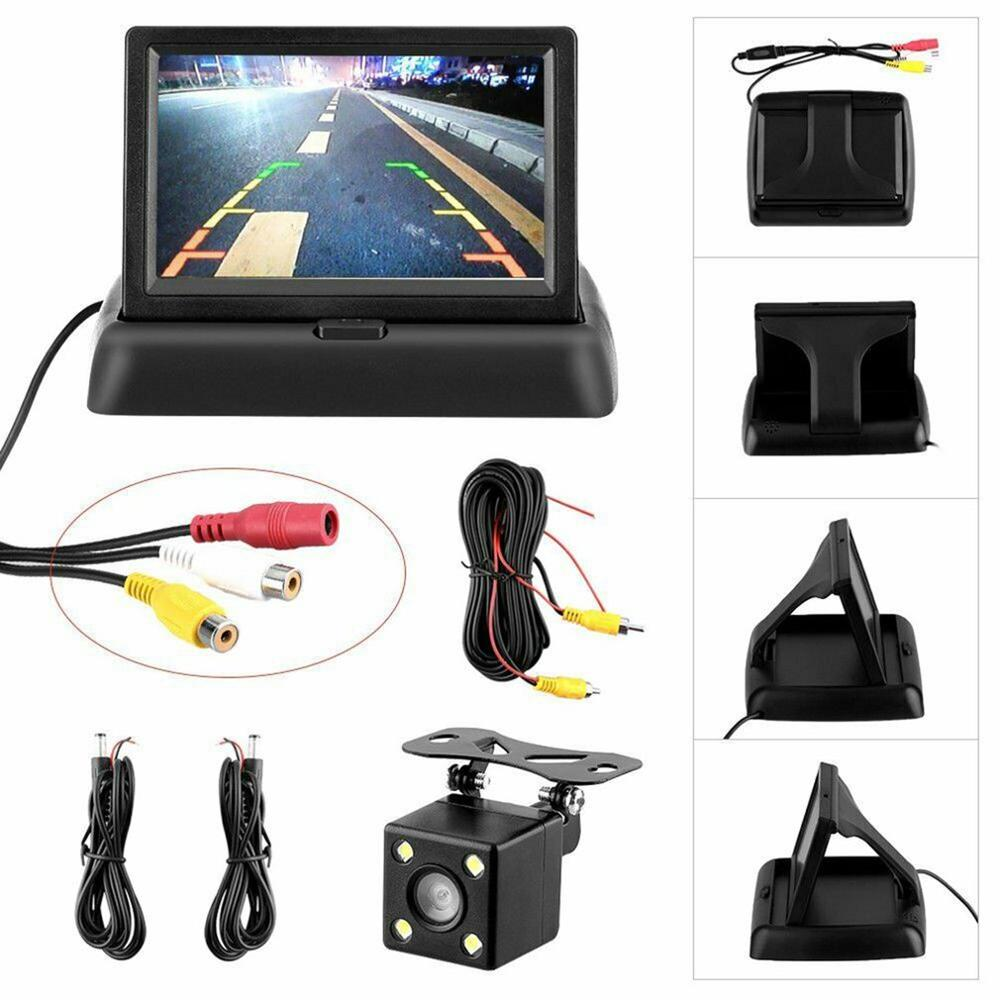 Car Rear View Kit 4.3
