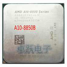 AMD A10-8850B CPU 3.9GHz Socket FM2+ Quad Core A10 8850B desktops CPU free shipping
