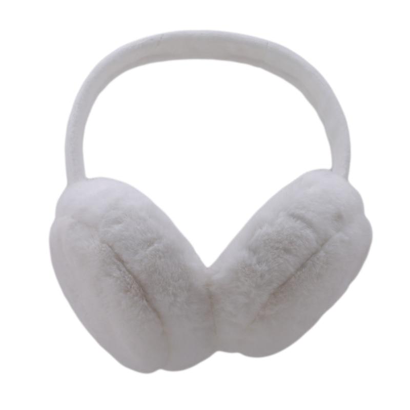 Lady Girls Faux Fur Plush Winter Earmuffs Earwarmers Ear Muffs Earlap Warmer NEW