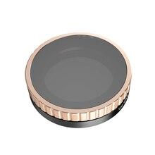 ホット Ulanzi CPL ND フィルター dji Osmo アクション ND8 ND16 ND32 ND64 光学ガラスアクションカメラレンズフィルター osmo ためアクション