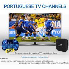 цена на BesTV IPTV BTV Brazil Box 2019 Newest A3 Version Based on A2 Better Than HTV5 HTV6 Super Box Portuguese Sports Soccer Lives