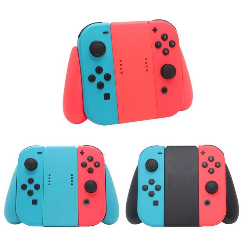 Игровой контроллер ручки для Nintendo Switch Joy Con держатель удобная ручка держатель кронштейна для Nintendo Switch JoyCon
