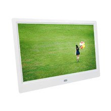 10 inch Screen LED Backlight HD 1024*600 Digital Photo Frame Electronic Album Picture Music Movie with Remote Control