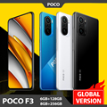 Globale Version POCO F3 NFC 5G 6GB 128GB/8GB 256GB Smartphone Snapdragon 870 Octa core 6.67