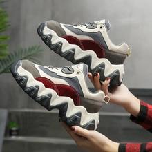 Fashion krasovki Women Casual Shoes Leat