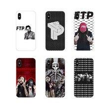 $ Uicideboy $ Suicideboys FTP rapper Soft Shell Case For Huawei Nova 2 3 3i 2i Y6 Y7 Y9 Prime Pro GR3 GR5 2017 2018 2019 Y5II Y6II