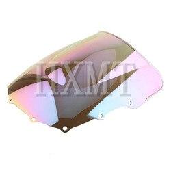 Dla Kawasaki ZZR400 ZZR600 ZZR 400 ZZR 600 1993-2007 1999 2000 2001 2002 2003 2004 2005 motocykl ekran szyby przedniej szyby