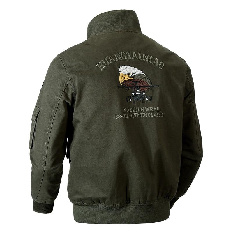 2020 Men's Jacket-Style Slim Fit Cotton Jacket no-hoodies Outdoor Casual Jacket Men's