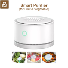 Youpin Portable Fruit Vegetable Purifier Disinfection Remove Pesticide Residues Rechargeable Waterproof Home Food Sterilizer