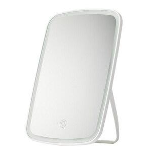 Image 2 - Miroir de maquillage Intelligent et pliable, Portable miroir de maquillage à Led, Led avec éclairage, miroir de vanité sensible au toucher