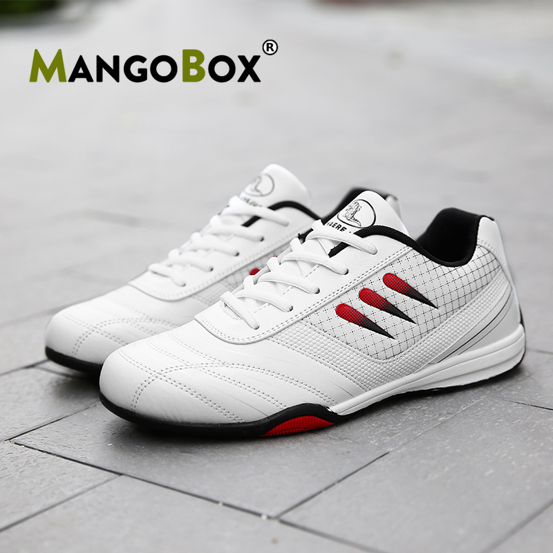 Best Selling Men Golf Shoes Comfortable Mens Athletic Shoes Lacing Golf Shoes for Men Anti Slip Leather Golf Sneakers Man|Golf Shoe|   - AliExpress