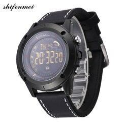Shifenmei zegarek sportowy mężczyźni inteligentne zegarki męskie chronograf wodoodporne zegarki cyfrowe zegarek człowiek automatyczny Relogio Masculino