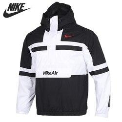 Оригинальный Новое поступление NIKE M NSW NIKE AIR JKT WVN мужская куртка с капюшоном спортивная одежда