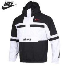 Nouveauté dorigine NIKE M NSW NIKE AIR JKT WVN veste homme vêtements de sport à capuche