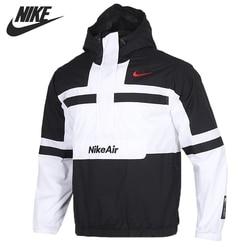 Nueva chaqueta deportiva con capucha NIKE M NSW NIKE AIR JKT WVN para hombre