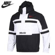 Nuovo Arrivo originale NIKE M NSW NIKE AIR JKT WVN Giacca Con Cappuccio da Uomo Abbigliamento Sportivo
