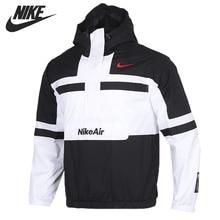 Original New Arrival  NIKE M NSW NIKE AIR JKT WVN Mens  Jacket Hooded  Sportswear