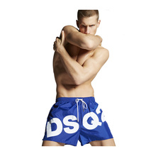 Board Shorts Swimsuit Swim-Wear Surf Quick-Dry Plus-Size Summer Mens Trunks Sexy